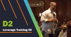 Leverage Training 05 – w/ Rocky Mirza