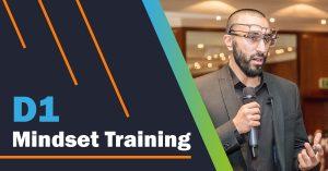 Mindset Training – w/ Haroon Qureshi