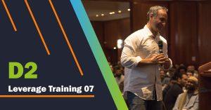 Leverage Training 07 – w/ Rocky Mirza