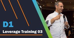Leverage Training 03 – w/ Rocky Mirza