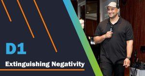 Extinguishing Negativity – w/ Com Mirza