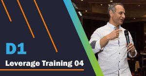 Leverage Training 04 – w/ Rocky Mirza