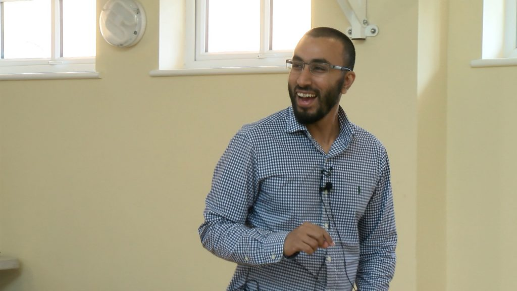 Session 3 – Haroon Qureshi